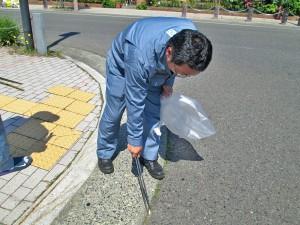 盛岡駅西口地域清掃活動_4